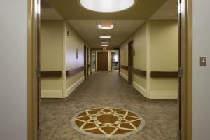 Beaumont Hospital Corridor