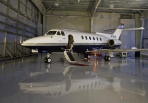 Hawker 700 Exterior